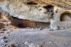 schalyapina grotto golicina Στοκ φωτογραφίες με δικαίωμα ελεύθερης χρήσης