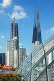 Schang-Hai, Cina Immagine Stock Libera da Diritti