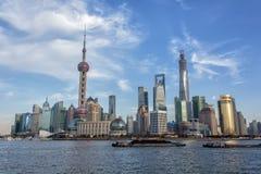 Schang-Hai, Cina Fotografie Stock Libere da Diritti