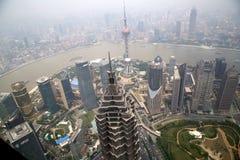 Schang-Hai Pudong Fotografia Stock