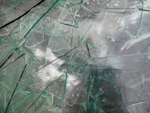Scharfer überschüssiger Glasabschluß herauf Schuss stockfotografie