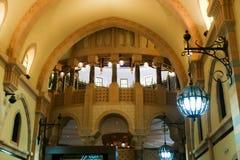 Scharjah-Museum lizenzfreies stockbild