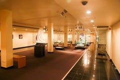 Scharjah-Museum stockbilder