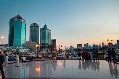 Scharjah, Vereinigte Arabische Emirate Stockbild