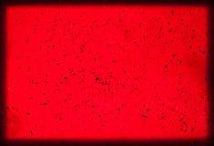 Scharlachrot Hintergrund Stockfotos