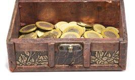 Schatborst Royalty-vrije Stock Fotografie