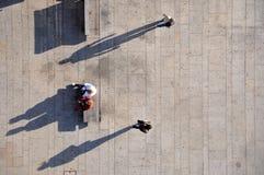 Schatten Stockfoto