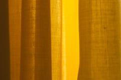 Schatten des Gelbs Lizenzfreie Stockfotografie