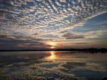 Schatten des Himmels lizenzfreie stockfotos