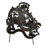 Schatten-Marionetten (Nang Talung) Stockfoto