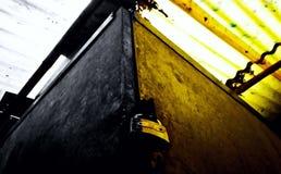 Schatten und Lichtphotographie Lizenzfreie Stockfotografie
