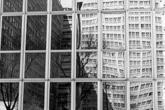 Schatten- und Lichtreflexionen Lizenzfreie Stockfotos