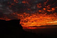Schattenbild Phu chee Fahrenheit Stockbilder