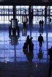 Schattenbilder Lizenzfreies Stockfoto