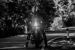 Schattenbildphotographie Lizenzfreie Stockfotos