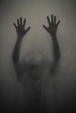 Schattenhände Stockfotos