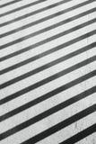 Schattenstreifen stockbild