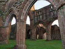 Schatz-Abtei, Schottland Lizenzfreie Stockfotos