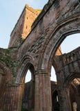 Schatz-Abtei, Schottland Stockfotografie