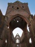 Schatz-Abtei, Schottland Lizenzfreie Stockfotografie