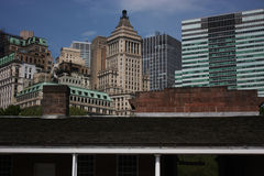 Schauen der Stadt Lizenzfreie Stockfotos