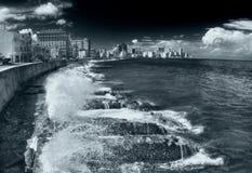 Schauen Sie auf Golf von Mexiko Lizenzfreie Stockfotos