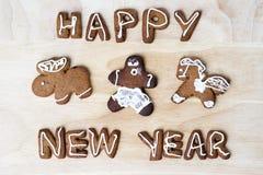 Schauen Sie durch mein Portefeuille, um mehr Bilder der gleichen Serie zu finden Glückliches neues Jahr Lizenzfreie Stockfotos