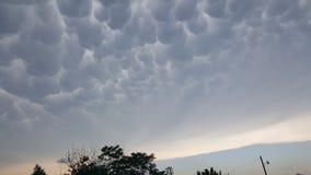 Schauen Sie heraus Texas-Wetter ist an ihm wieder Stockfotografie