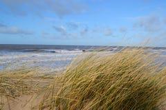 Schauen Sie zum Strand. Lizenzfreie Stockfotografie