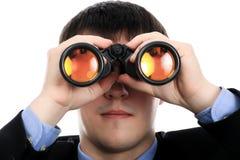 Schauen Sie zur Zukunft Lizenzfreie Stockfotos