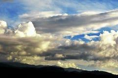 Schauen zum Himmel! Stockfoto