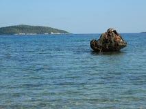 Schaukeln Sie den Strand Lizenzfreies Stockfoto