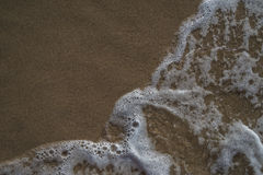 Schaum des Meeres Stockbilder