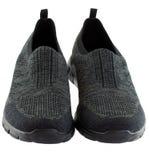 Schaum soled Schuhe Lizenzfreies Stockbild