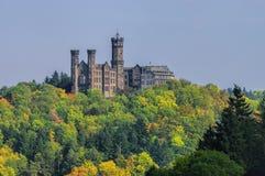 Schaumburg slott Arkivfoto