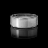 Schaumgummi für das Nassmachen von Fingern stockbild