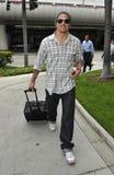 Schauspieler Channing Tatum wird an LOCKEREM gesehen stockfoto