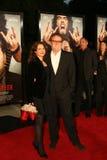 Schauspieler Colm Meaney (R) und Ines Glorian #1 stockfotos