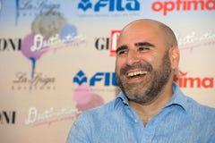 Schauspieler Francesco Ghiaccio Stockfoto