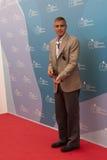 Schauspieler George Clooney Stockbild