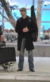 Schauspieler Josh Holloway wird an LOCKEREM gesehen. lizenzfreie stockbilder