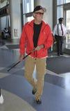 Schauspieler Peter Fonda wird an LOCKEREM gesehen lizenzfreie stockbilder