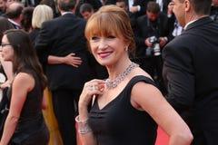 Schauspielerin Jane Seymour lizenzfreie stockfotografie