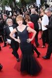 Schauspielerin Jane Seymour stockfotos