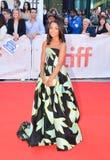 Schauspielerin Rachel Hilson an ` Könige ` Premiere am internationalen Filmfestival Torontos in Toronto TIFF17 stockfotos