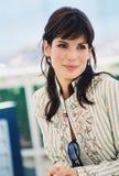 Schauspielerin-Sandra-Ochse Stockbild