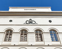 Schauspielhaus spoken theater building in Graz, Austria. Royalty Free Stock Image