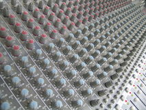 Scheda audio Fotografie Stock