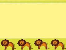Scheda dei bambini royalty illustrazione gratis