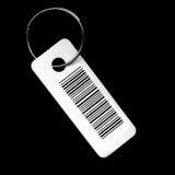 Scheda del codice a barre Immagini Stock